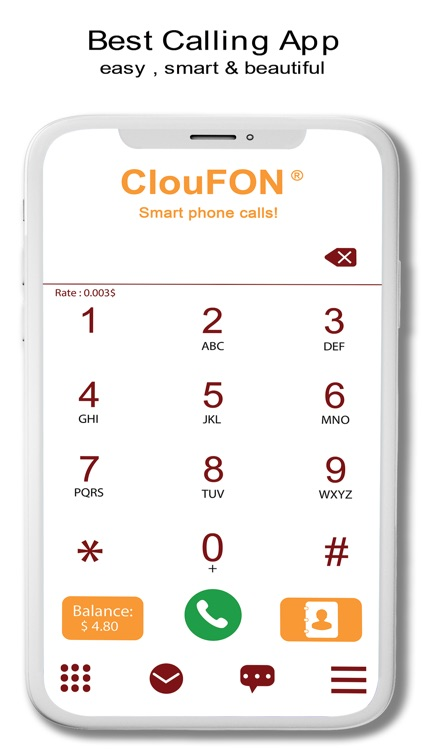 ClouFON IM&Video screenshot-3