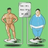 BMI Body Mass Index - iPadアプリ