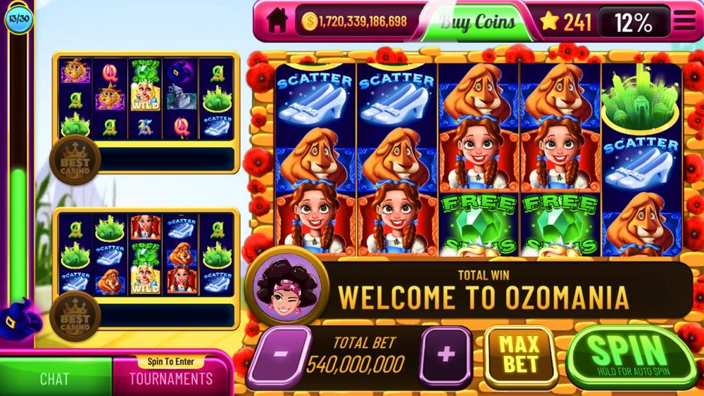 Free Slot Machines For Ipad