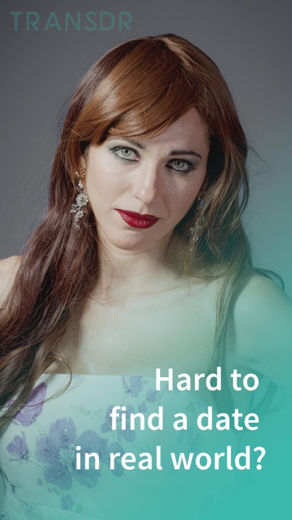 Transdr: #1 Transgender Dating screenshot-0
