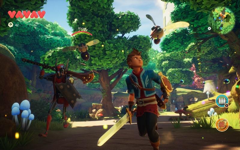 Oceanhorn 2 screenshot 8