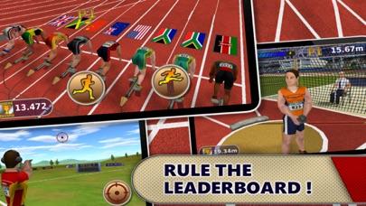 Athletics: Summer Sports HD screenshot 3