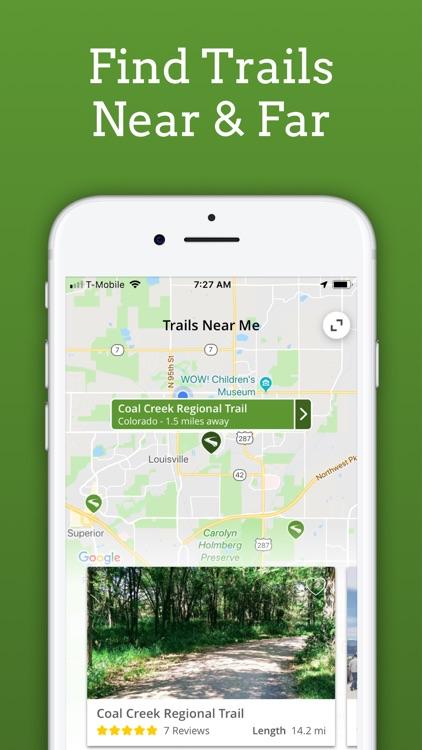 TrailLink: Bike, Run & Walk screenshot-3
