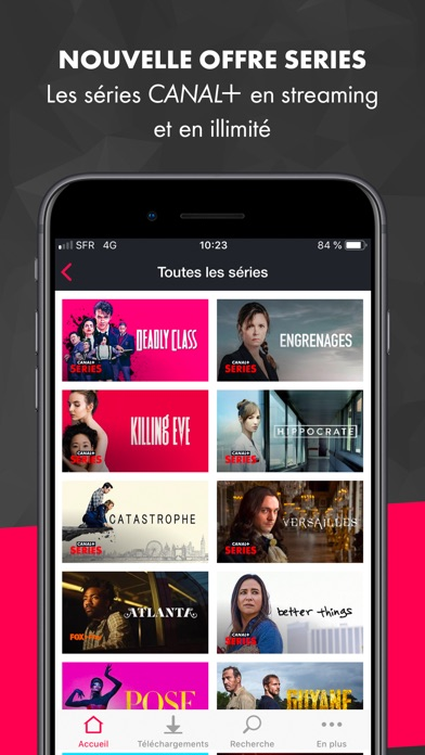 download myCANAL apps 1