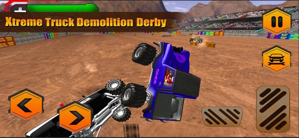 Monster Truck:Demolition Derby hack tool