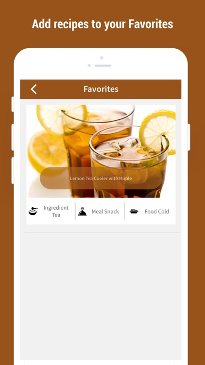 Easy Healthy Tea Recipes screenshot-0