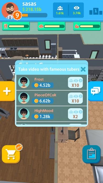 uTubers.idle screenshot 7