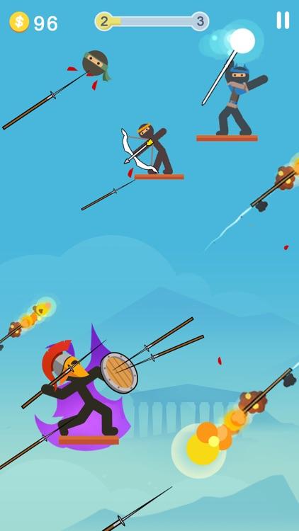 The Warrior - Top Stickman screenshot-3