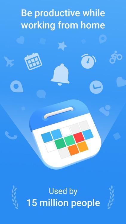 Calendars: Planner, To Do List screenshot-0