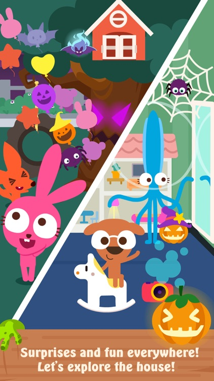 Papo Town: Sweet Home-For Kids screenshot-4