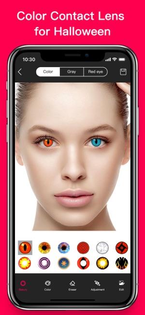 magic eye color face makeup on the app store rh apps apple com
