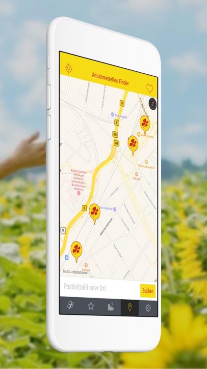 LoRA - Annahmestellen App screenshot-3