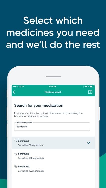 Well Repeat NHS Prescriptions
