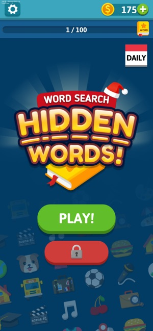 Word Search Hidden Words On The App Store