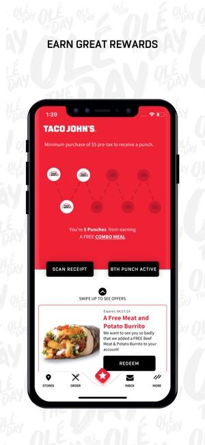 Taco John's on the App Store