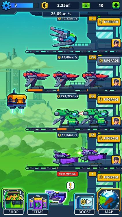 Idle Space: Tycoon screenshot-0