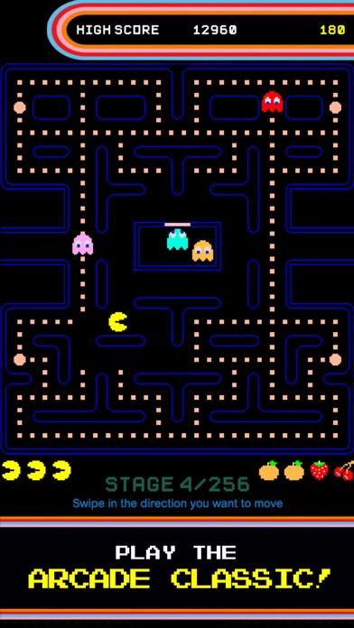 PAC-MAN screenshot two