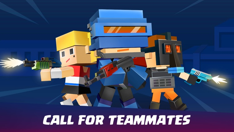 Battle Shooting Hero-Gun Games