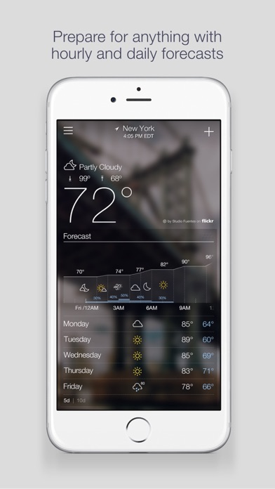 Yahoo Weather-2