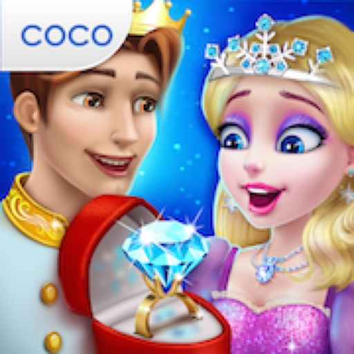 Ice Princess Royal Wedding Day icon
