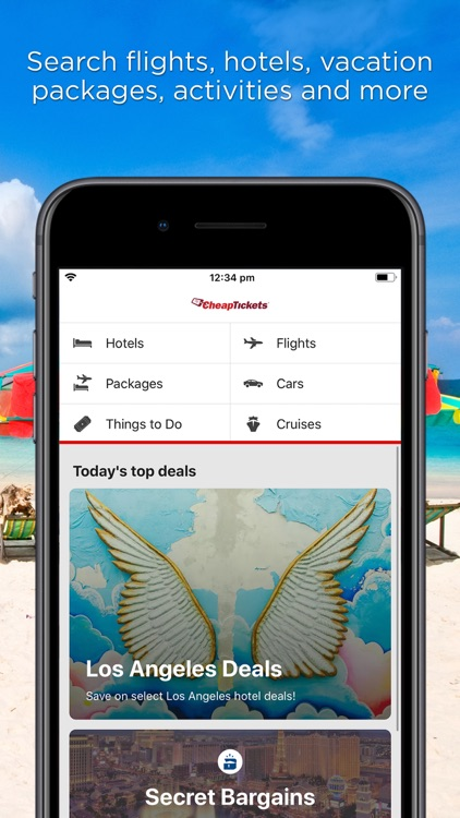 CheapTickets Hotels & Flights