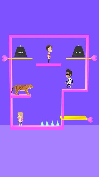 BOY MEETS GIRL - Love Puzzle screenshot-3