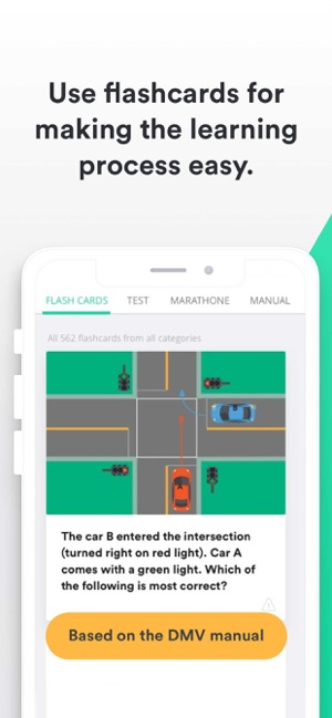 DMV Driving Test Driver Start on the App Store