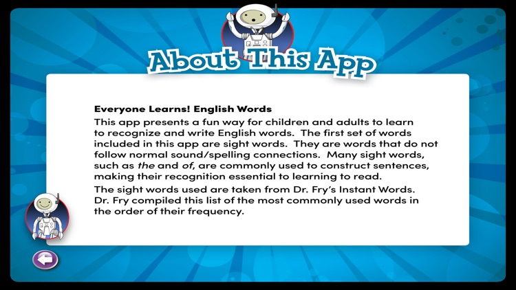 English Words: Everyone Learns screenshot-9