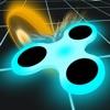 Fisp.io Spin of Fidget Spinner