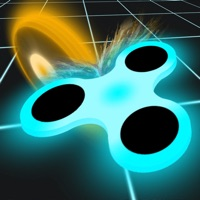 Fisp.io Spin of Fidget Spinner