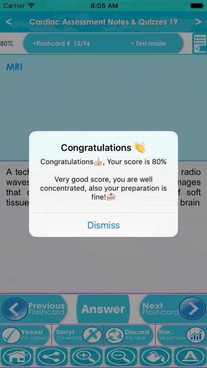 Cardiac Assessment Exam Review screenshot-4