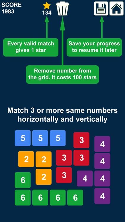Swap n Merge Numbers