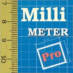 Millimeter Pro - screen ruler