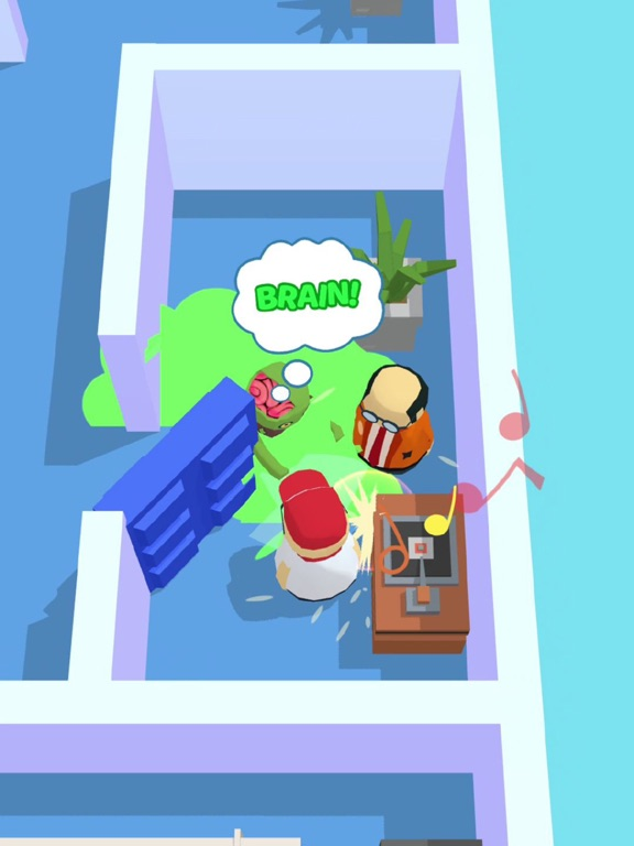 Zombie Escape 3D screenshot 7