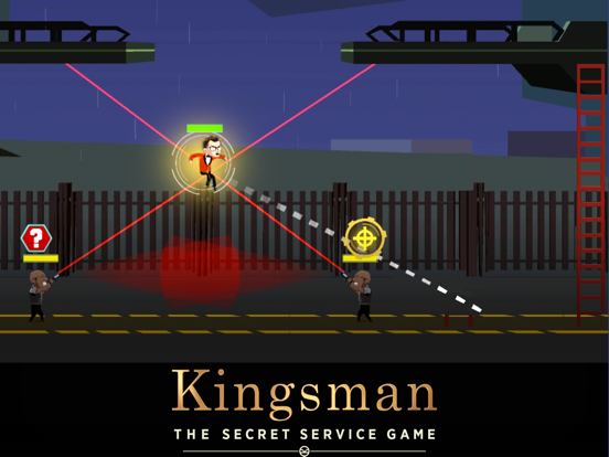Kingsman - The Secret Service для iPad