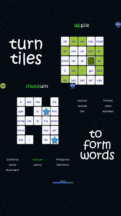 Syllable Word Search screenshot-3