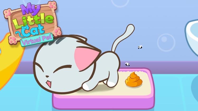 My Little Cat - Virtual Pet screenshot-3