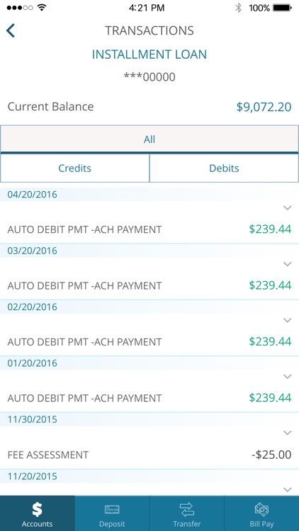 Security Service Mybranch App By Security Service Federal Credit Union Ssfcu