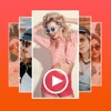 フォトスライドショー - ビデオメーカー - iPadアプリ