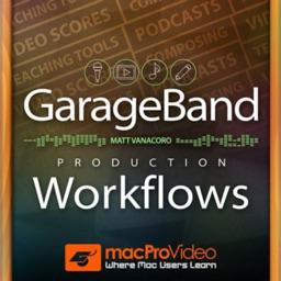 Workflows Course on Garageband