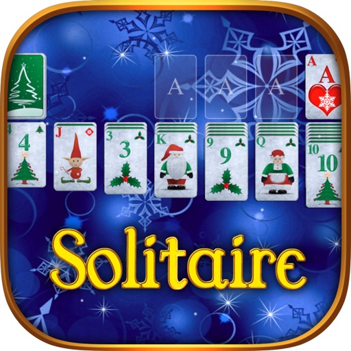 Christmas Solitaire. By Jose Varela