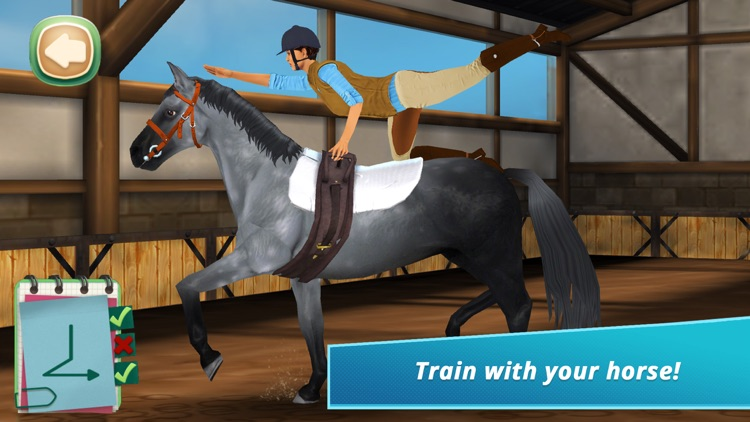 Horse Hotel - care for horses screenshot-0