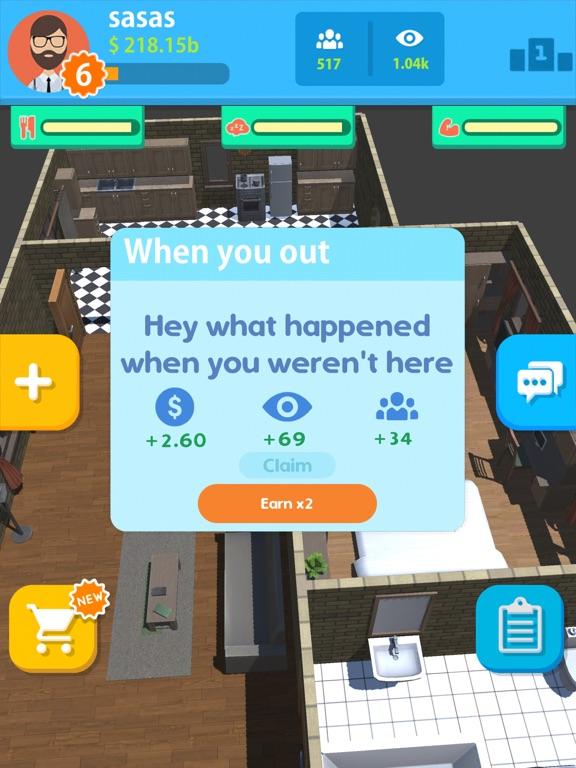 uTubers.idle screenshot 20