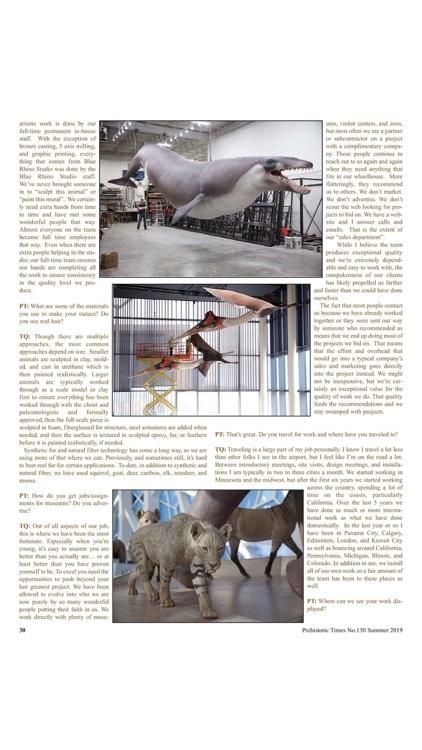 Prehistoric Times Magazine screenshot-5