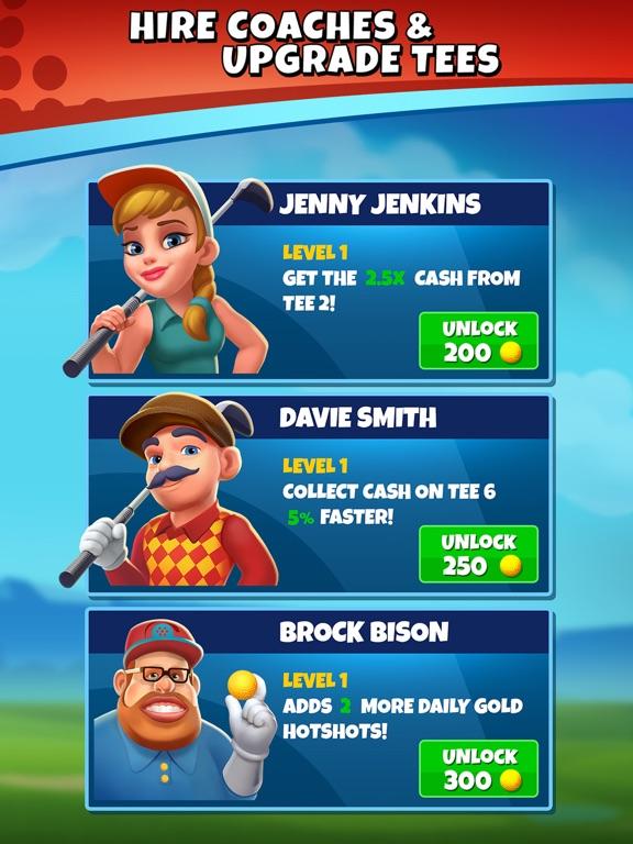 Idle Golf Tycoon screenshot 9