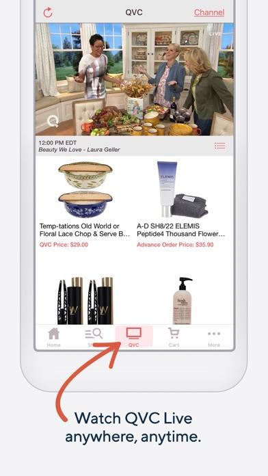 QVC Mobile Shopping (US) - Revenue & Download estimates - Apple App