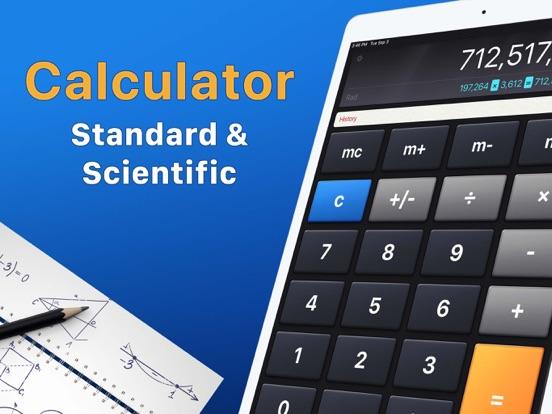 Calculator HD Free screenshot
