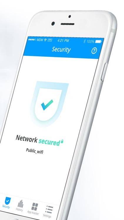 My Data Manager VPN Security screenshot-7