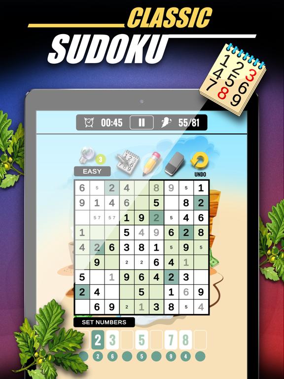 Sudoku Classic & Number Master screenshot 7