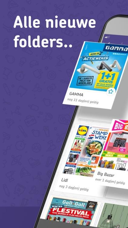 Spotta folders en aanbiedingen screenshot-0
